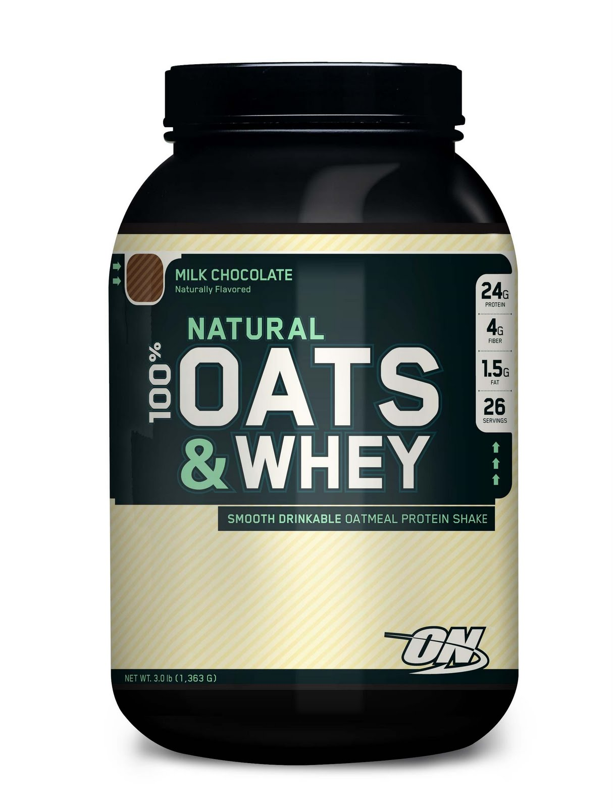 Optimum Nutrition 100% Natural Oats & Whey PROMOTION