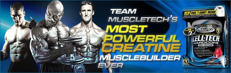 Latest Product From MuscleTech