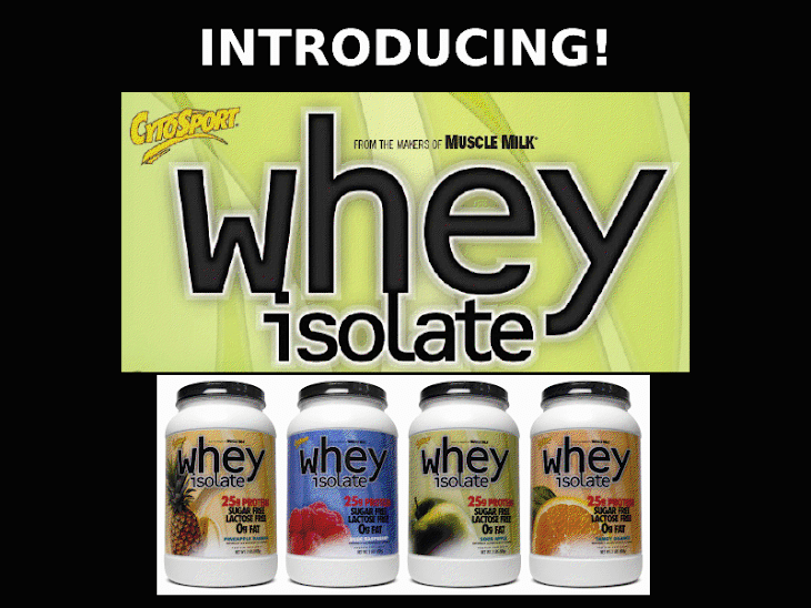 Cytosport New Isolate Whey PROMOTION