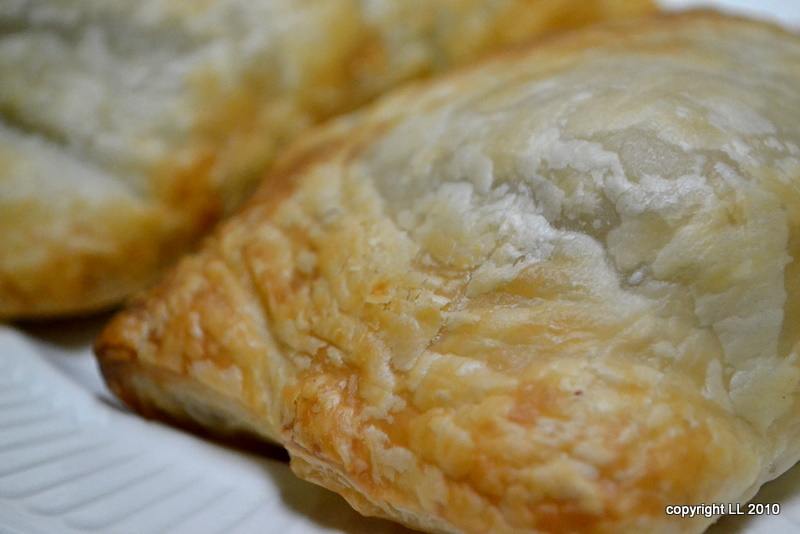 Drumsticks En Croute. Fillet of Pork En Croute,