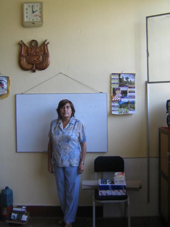EN LA DIRECCIÓN DEL COLEGIO