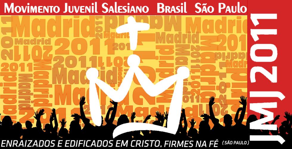 JMJ Movimento Juvenil Salesiano BR SP