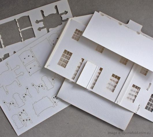 Макет школы из бумаги своими руками пошаговая инструкция