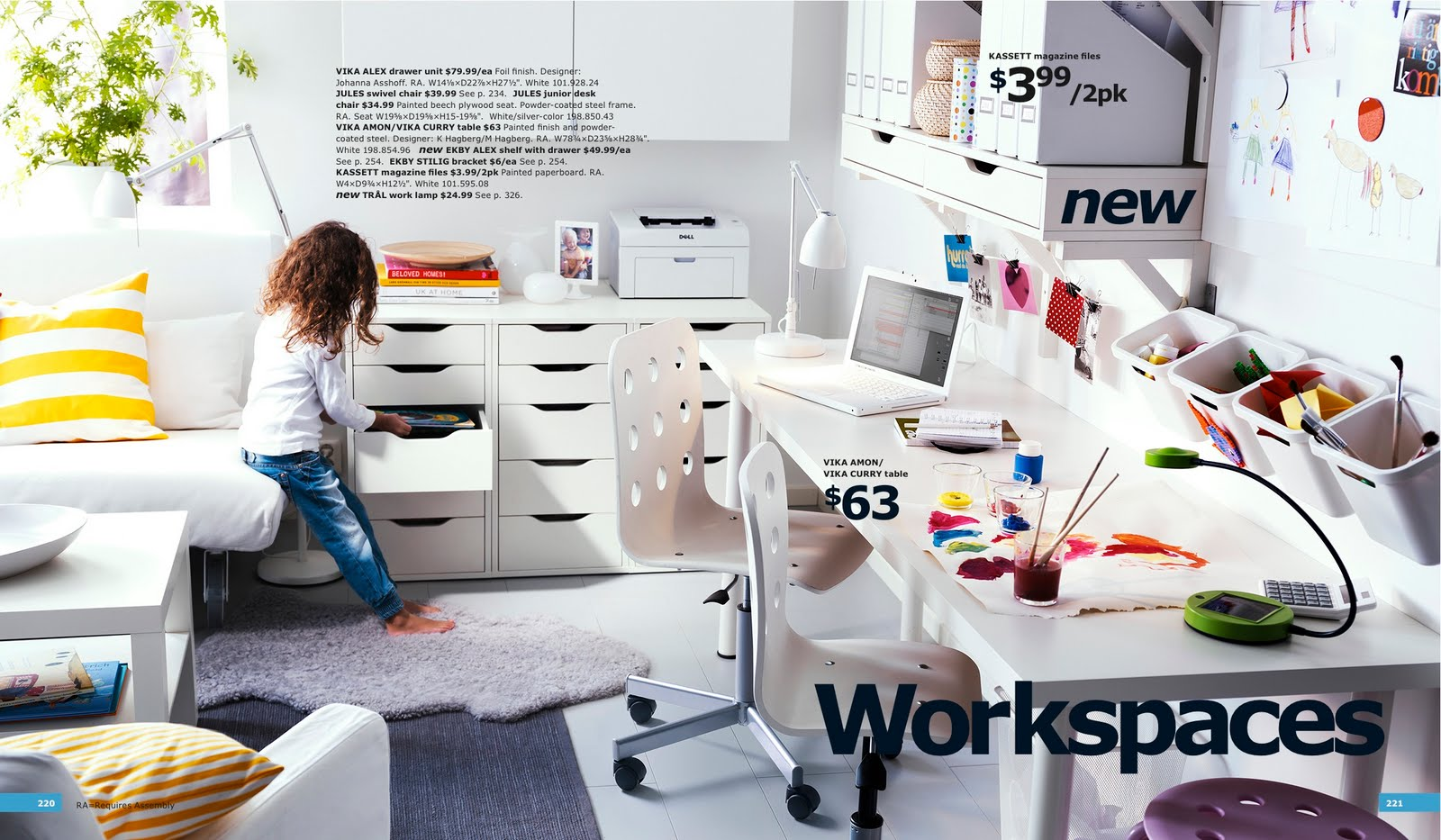 katalog ikea 2011 z potrzeby pi kna. Black Bedroom Furniture Sets. Home Design Ideas