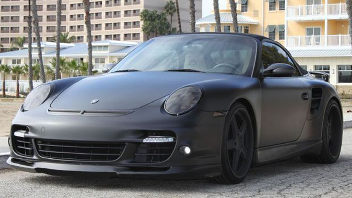 David Beckhams Porsche 911 For Sale on eBay   Easy to Remember