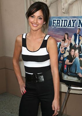 Minka Kelly. Let the battle of the TV hotties begin! If you can go with this Single White Female