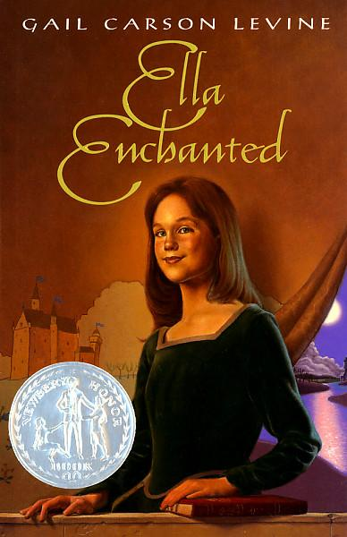 Book report on ella enchanted