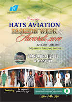 HATS AVIATION FASHION WEEK 2011@ PORT HARCOURT
