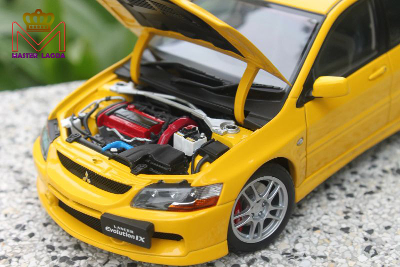 Mitsubishi Lancer Evolution Ix Gsr. Lancer Evolution IX GSR