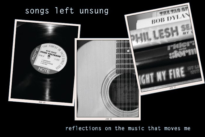 Songs Left Unsung
