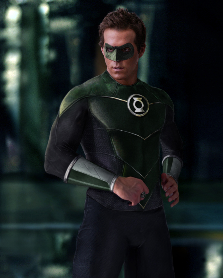 The Random Report: The Green Lantern movie