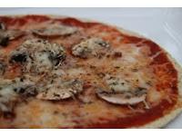 Mommy's Mushroom Pizza