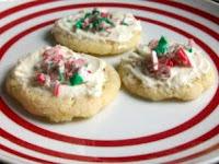 Peppermint Sprinkle Cookies