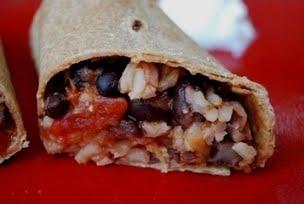 Five Minute Burrito