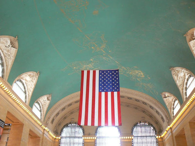 Walk in new york mars 2008 - Etoiles phosphorescentes plafond ...