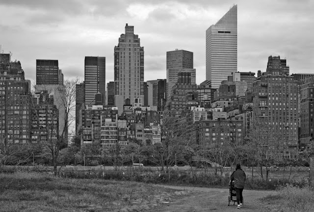 Walk In New York - Roosevelt Island - South Point Park