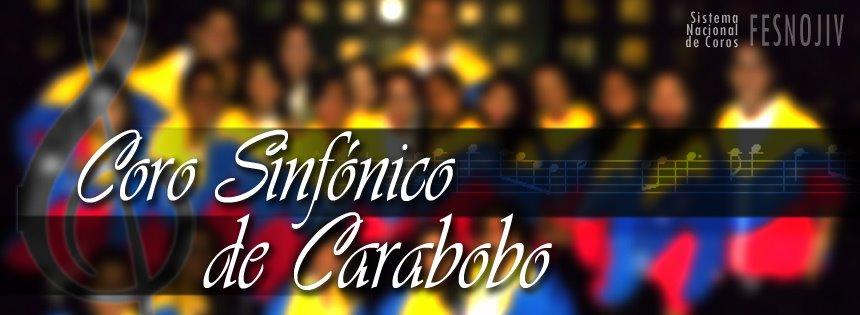 Coro Sinfónico de Carabobo FESNOJIV