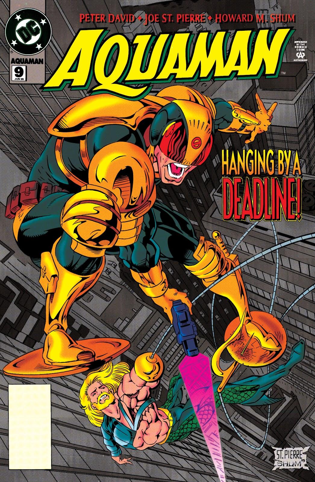 Aquaman (1994) Issue #9 #15 - English 1