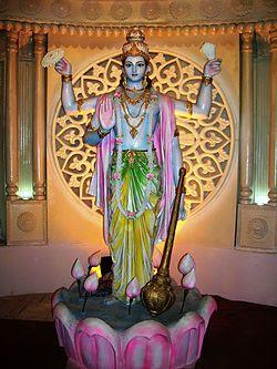 Virtual-Babaji-Vishwananda: Maha Vishnu