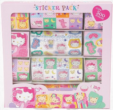csm buzz page hello kitty stickers grow up