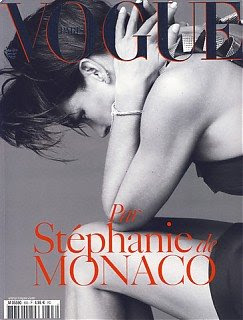 Cover… Vogue Paris December 08