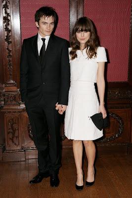 De prèmiere – Keira Knightley de Chanel Couture