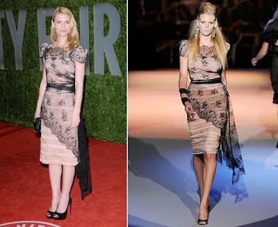 Los Oscars 09 – Claire Danes