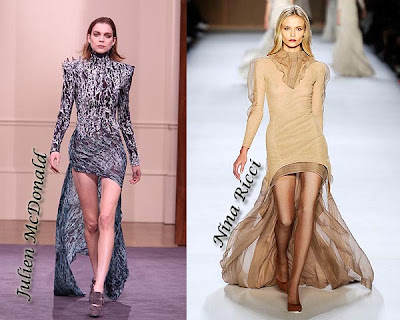 London Fashion Week – Inspiraciones en Julien McDonald