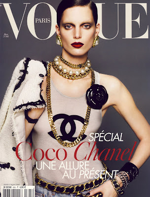Editoriales – Vogue Paris Marzo 2009