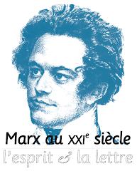 Marx habite au XXIe siècle : l'esprit & la lettre