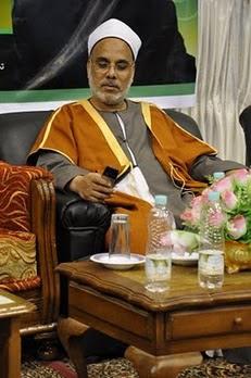 Al-Fadhilatul Syeikh Al-Muqri' Dr. Jamal Faruq Al-Hasani