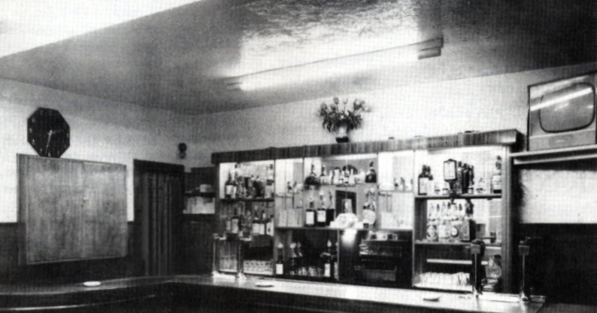 Retro dundee the arctic bar new inn entry for Artic arredo bar