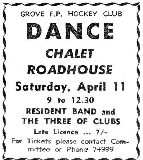 Retro dundee grove dance chalet 1970 - The dancing chalet ...