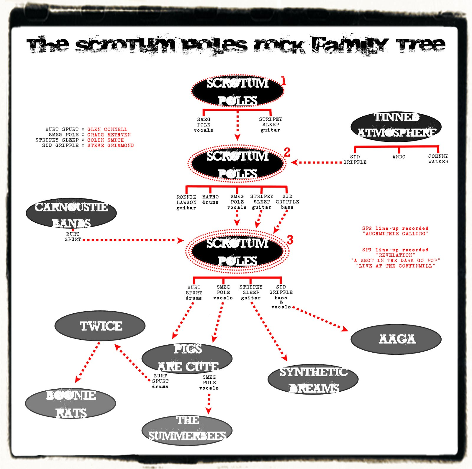 The Scrotum Poles Revelation