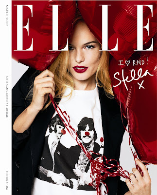 stella mccartney elle uk cover
