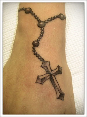 rosary bead tattoos. Rosary Beads Pictures, Images