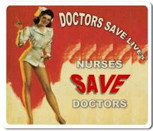 A little nursing humor