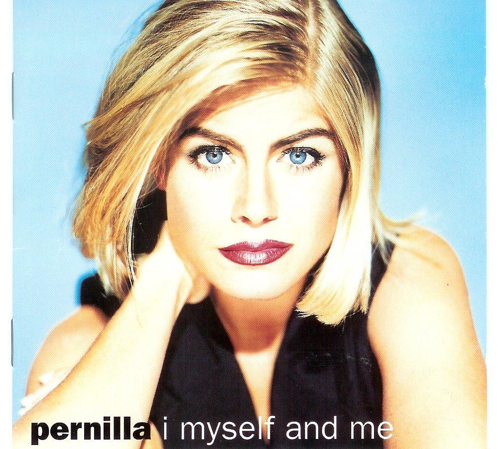 Pernilla Wahlgren - I Myself And Me (1989)