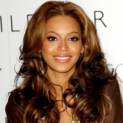 straight hair with curls at the end. Beyonce Curly Long Hair Cuts Styles