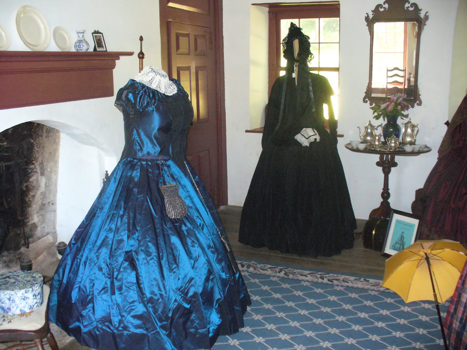 Civil War Ballgowns and Reception Dress Patterns
