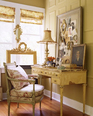 Chateau de fleurs i 39 m in love with 18th century style and for Rustic french bedroom