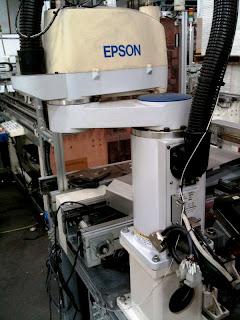 Epson ES551S Scara Robots