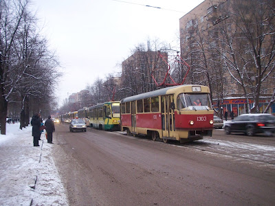 Svet Sunday: Tram Terrific!