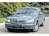 Volga Automobile Gaz 3105 | RM.