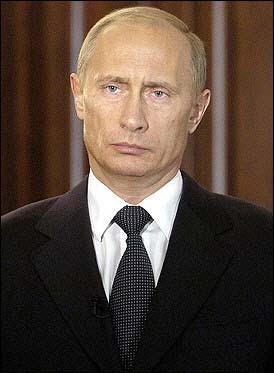 Putin, Lays the Law down!