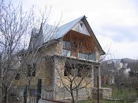 Crimea: Village Nestled Near The Mountains!