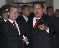 Chavez Tells Russia that Venezuela will Recognise South Ossetia and Abkhazia!