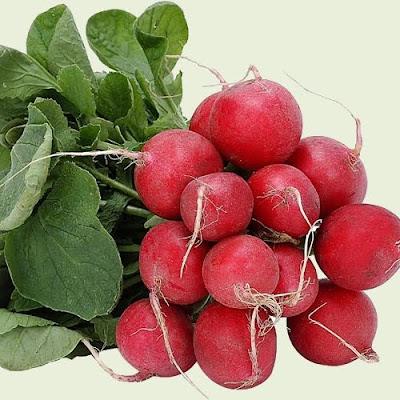 Recipe From Russia: Simple Radish Salad!