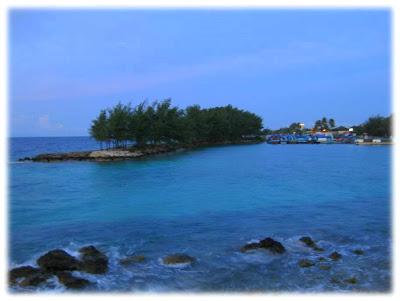 Pulau Tidung nyookk...!!! Sunrise10