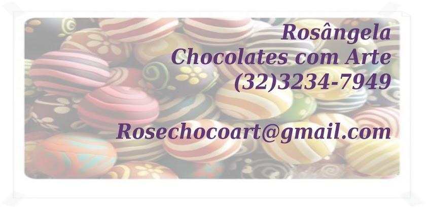 Rosângela Chocolates com Arte